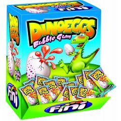 Fini Dino Eggs Gum 200 X 5 G