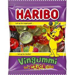 HAR Vingummi Click Mix 100...