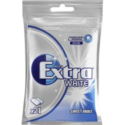 Extra White Sweet Mint 30 X...