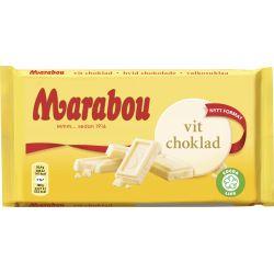 MAR Vit Choklad 10 X 185 G