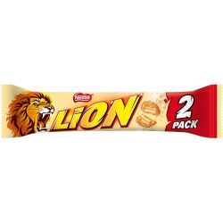 Lion White 2-pack 28 X 60 G