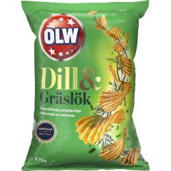 OLW Dill & Gräslök 21 X 175 G