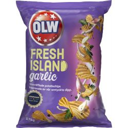 OLW Fresh Island Garlic 21...