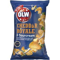 OLW Cheddar Royale &...
