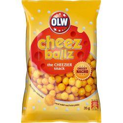 OLW Cheez Ballz 20 X 35 G