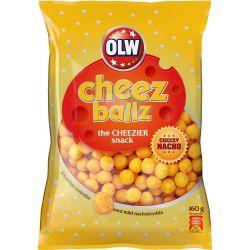 OLW Cheez Ballz 18 X 160 G