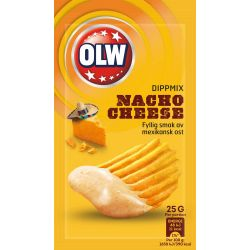 OLW Dippmix Nacho Cheese 16...