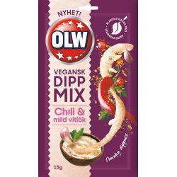 OLW Dippmix Vegansk Chili &...