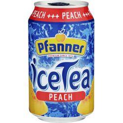 Pfanner Ice Tea Peach 24 X...