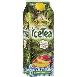 Pfanner Ice Tea Mango 6 X 2 L