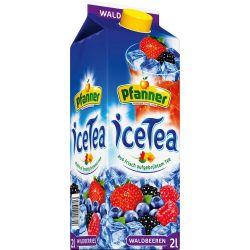Pfanner Ice Tea Wildberry 6...