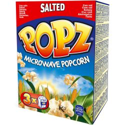 Popz Micropop Salted 3-PACK...