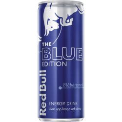 Red Bull Blue 12 X 25 CL