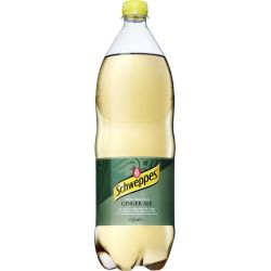 Schweppes Ginger Ale 8 X 1,5 L