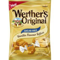 Werthers Vanilla Toffees 18...