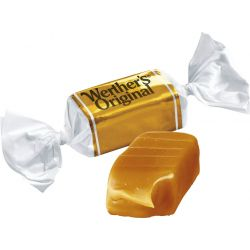 Werthers Chewy Toffees 1 KG