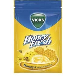 Vicks Honey Fresh & Naturel...