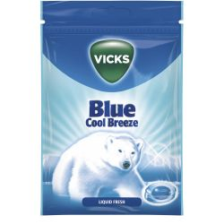 Vicks Blue Cool Breeze...