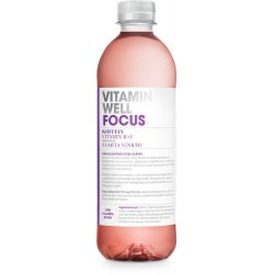 Vitamin Well Focus Svarta...