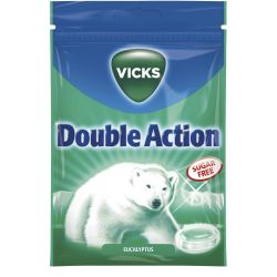 Vicks Double Action...