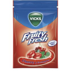 Vicks Fruity Fresh - Cherry...
