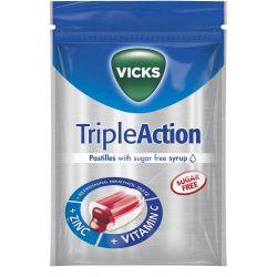 Vicks Triple Action SF 20 X...