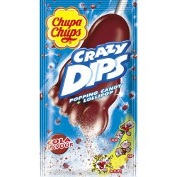 Chupa Chups Crazy Dips Cola...
