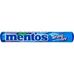 Mentos Strong Mint 40 X 37,5 G