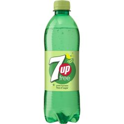 7UP Free 12 X 50 CL