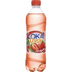 Loka Crush Jordgubb 12 X 50 CL