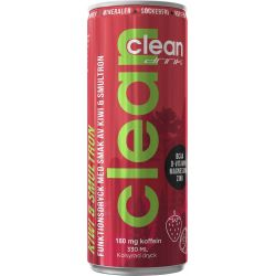 Clean Drink Kiwi & Smultron...