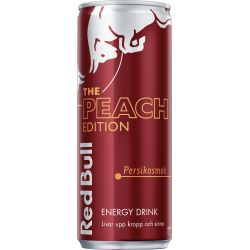 Red Bull Peach Edition 12 X...
