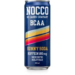 Nocco BCAA Sunny Soda 24 X...