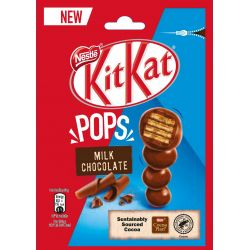 KitKat Pops Mjölkchoklad 10...