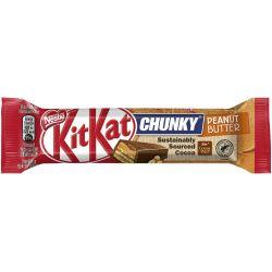 KitKat Chunky Peanut Butter...