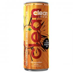 Clean Drink Blodapelsin 24...