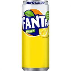 Fanta Zero Lemon 20 X 33 CL