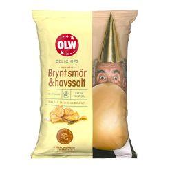 OLW Delichips Smör &...