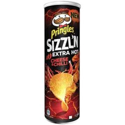 Pringles Sizzln Cheese &...