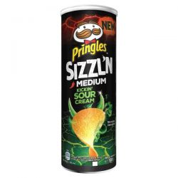 Pringles Sizzln Kickin...