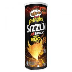 Pringles Sizzln Spicy...