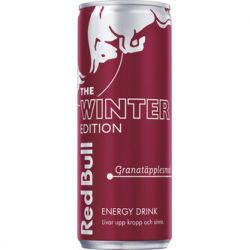 Red Bull Winter Edition...