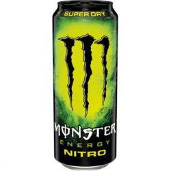 Monster Energy Nitro Super...