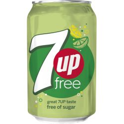 7UP Free 24 X 33 CL
