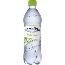 Ramlösa Fläder Lime 24 X 50 CL
