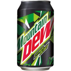 Mountain Dew Citrus Blast...