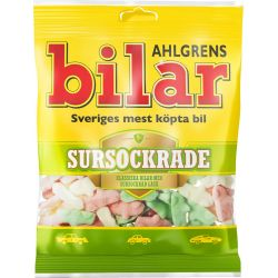 Ahlgrens Bilar Sursockerade...