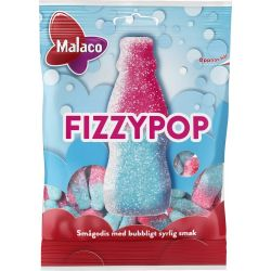 MAL Fizzypop 28 X 80 G