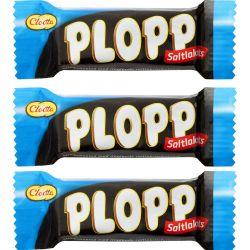 CLO Plopp Saltlakrits 2 KG