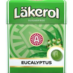 Läkerol Eucalyptus...